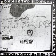 CRASS - Stations of the Crass 2LP UUSI Crass Records