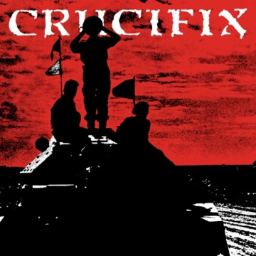 CRUCIFIX - Crucifix MLP UUSI Kustomized Records USA OFFICIAL REISSUE
