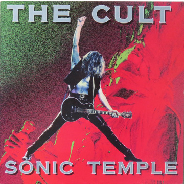 CULT - Sonic Temple - 30th Anniversary 2LP UUSI Beggars Banquet