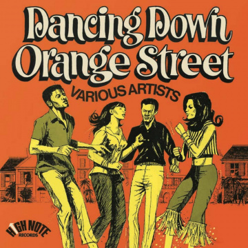 V/A - Dancing Down Orange Street CD