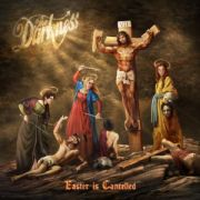 DARKNESS - Easter is Cancelled CD DELUXE EDITION