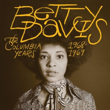 DAVIS BETTY - Columbia Years 1968-1969 CD