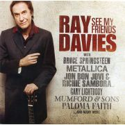 DAVIS RAY - See My Friends CD