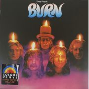DEEP PURPLE - Burn LP UUSI Universal LTD ORANGE VINYL