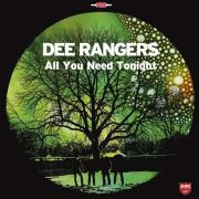 DEE RANGERS - All You Need Tonight LP Low Impact Records