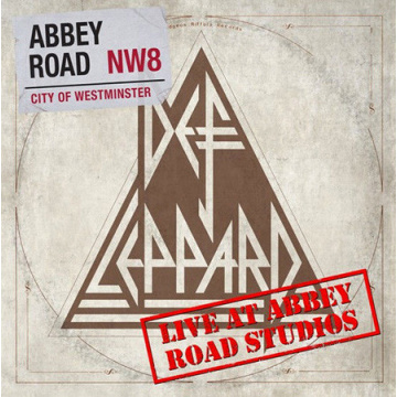 "DEF LEPPARD - Live At Abbey Road Studios 12"" EP UUSI Universal"