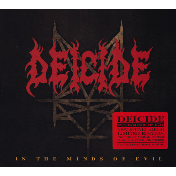 DEICIDE - In the Minds of Evil DELUXE EDITION