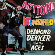 DEKKER DESMOND & THE ACES - Action! / Intensified 2CD
