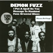 "DEMON FUZZ - I Put A Spell On You 7"" EP Music On Vinyl LTD numbered Silver Grey vinyl"
