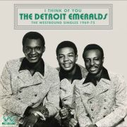 DETROIT EMERALDS - I Think of You CD