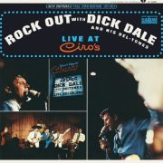 DICK DALE AND HIS DELTONES - Rock out - Live At Ciro's LP Sundazed UUSI