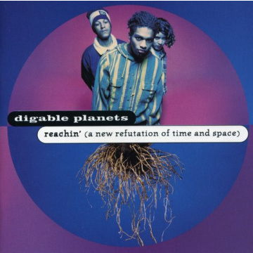 DIGABLE PLANETS - Reachin CD