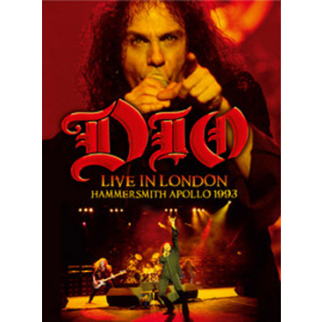 DIO - Live In London DVD