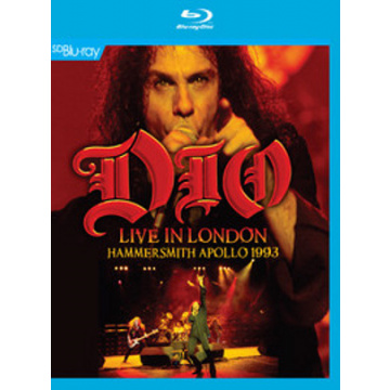 DIO - Live In London Blu-ray Disc