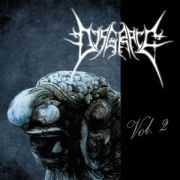 DISGRACE - Vol. 2 LP Svart LTD 500 copies