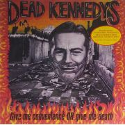 DEAD KENNEDYS - Give Me Convenience Or Give Me Death LP UUSI Manifesto