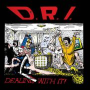 D.R.I. - Dealing with It LP UUSI Beer City