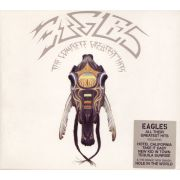 EAGLES - Complete greatest hits 2CD