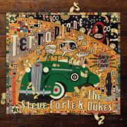 EARLE STEVE - Terraplane CD+DVD
