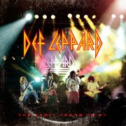DEF LEPPARD - Early Years 5CD BOX