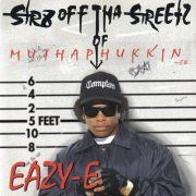 EAZY-E - Str8 Off Tha Street CD
