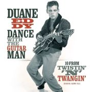 EDDY DUANE - Dance With the Guitar Man/10 From Twistin N Twangin LP UUSI Vinyl Passion