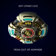 ELECTRIC LIGHT ORCHESTRA - From Out of Nowhere CD Sculpted Embossed Cover of Spaceship DIGI