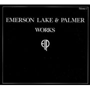 EMERSON LAKE & PALMER - Works volume one 2CD REISSUE