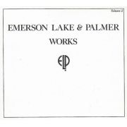 EMERSON LAKE & PALMER - Works volume two 2CD REISSUE