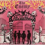 ENEMY - The Gateway To Hell LP UUSI Puke N Vomit Records