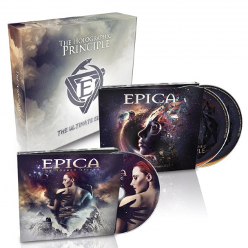 EPICA - The Holographic Principle + The Solace System - Limited Box Set Edition 3CD