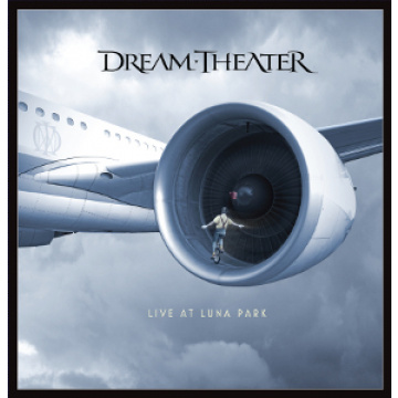 DREAM THEATER - Live At Luna EarBook 2DVD/3CD/Blu-ray Disc