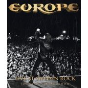 EUROPE - Live At Sweden Rock – 30th Anniversary Show Blu-ray Disc