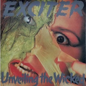 EXCITER - Unveiling The Wicked LP UUSI Megaforce