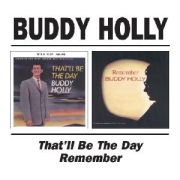 HOLLY BUDDY - That'll Be the Day/Remember CD