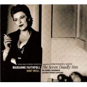 FAITHFULL MARIANNE - Seven Deadly Sins CD