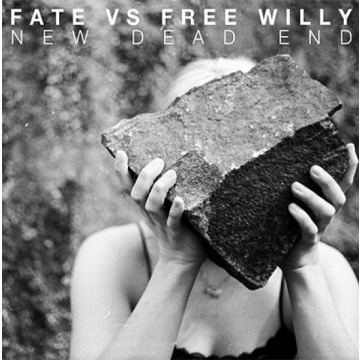FATE vs FREE WILLY - New Dead End LP If Society UUSI