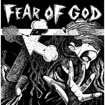 FEAR OF GOD - s/t MLP FOAD LTD CLEAR
