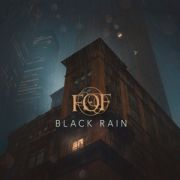 FISH ON FRIDAY - Black Rain CD