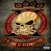 FIVE FINGER DEATH PUNCH - A Decade of Destruction CD