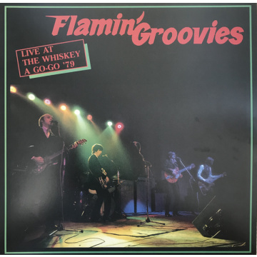Flamin' Groovies - Live At The Whiskey A Go-Go '79 LP Lolita FGL RSD2020 release