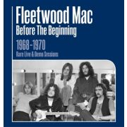FLEETWOOD MAC - Before the Beginning - 1968-1970 Vol. 1 3CD