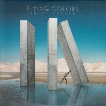 FLYING COLORS - Third Degree 2LP LTD Light Blue Vinyls