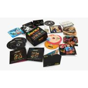 FOCUS - 50 Years Anthology 1970-1976 9CD+2DVD BOX SET