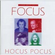 FOCUS - Hocus Pocus/Best of  CD