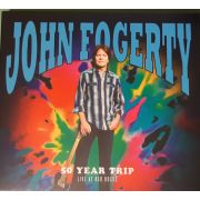FOGERTY JOHN - 50 Year Trip: Live at Red Rocks CD