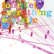 FOUR TET - Everything ecstatic CD