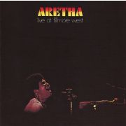 FRANKLIN ARETHA - Live at Filmore West