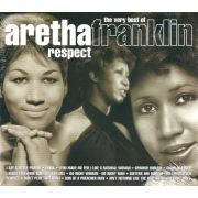 FRANKLIN ARETHA - Respect-The very best of 2CD