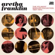 FRANKLIN ARETHA - The Atlantic Singles Collection 1967- 1970 2CD